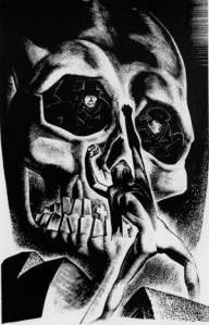 Lynd Ward - from Song Without Words