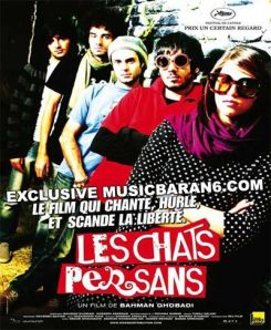 No One Knows About Persian Cats Poster In French
