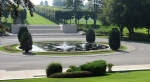 American cemetery at the Meuse-Argonne