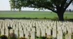 A British cemetery