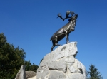 Beaumont-Hamel Newfoundland Memorial Baying Elk