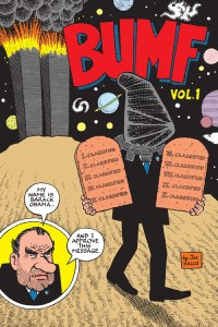 Bumf Vol 1 Cover